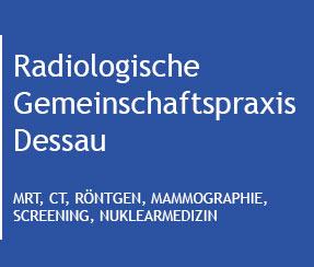 Radiologische Gemeinschaftspraxis Dessau